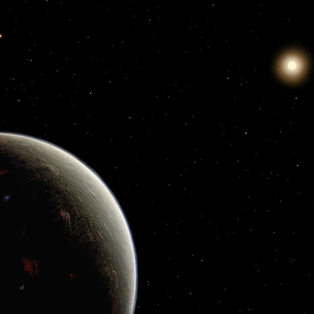 Real Planet Discovered Where Vulcan Home World in
