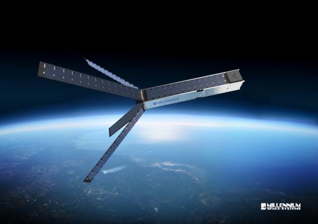 Altair satellite
