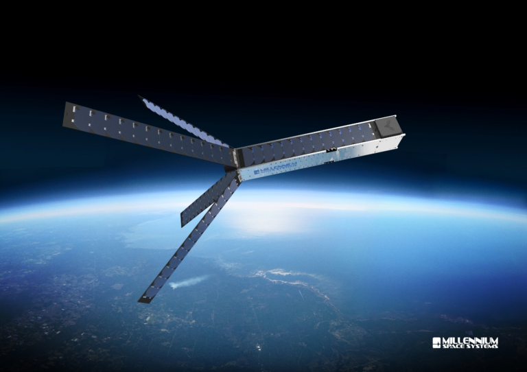 Boeing acquires Millennium Space Systems to boost satellite