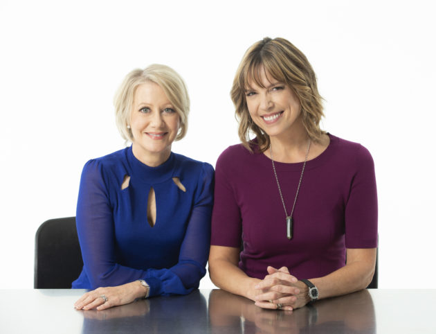 ESPN's Hannah Storm, Andrea Kremer: First Female Duo To Call NFL Games