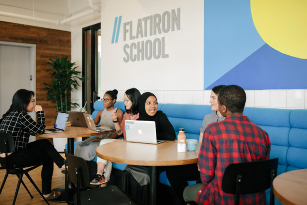 WeWork-owned coding bootcamp Flatiron School expands to west