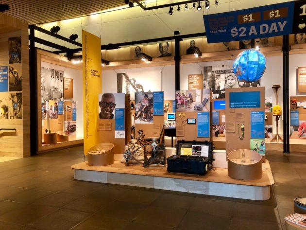 Gates Foundation exhibit showcases innovative designs for improving ...