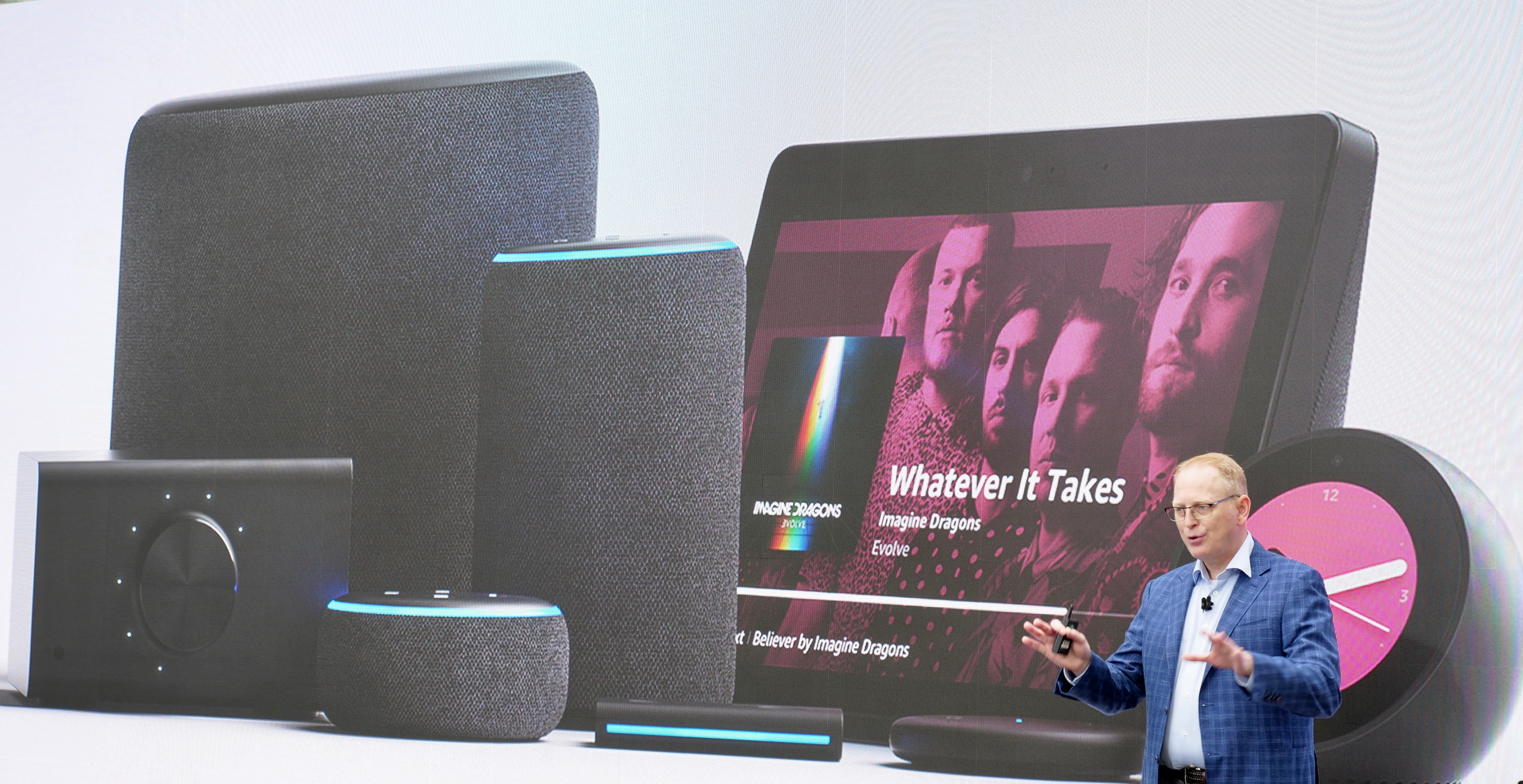 Amazon reveals flurry of new devices as tech giant aims to