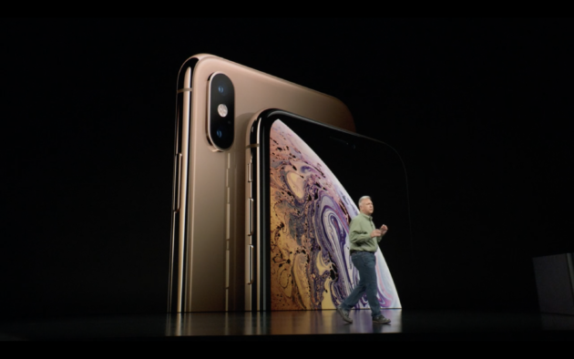 Apple announces 3 new iPhones, a new watch, not much else