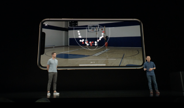 apple augmented reality apps