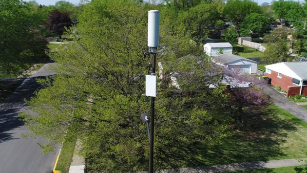 Small-cell antenna