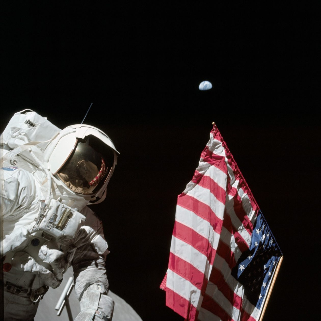 50 years after Apollo moonshots, will rivalry with China spark a new space race?