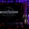 Zuckerberg and Milner at Breakthrough Prize