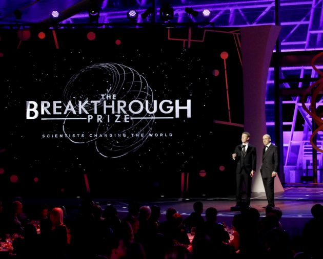 Winners Of 2019 Breakthrough Prizes Announced