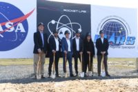 Rocket Lab groundbreaking
