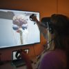 VR brain control