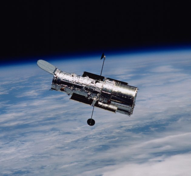 NASA Engineers Basically Jiggled The Hubble Telescope to Fix Its Recent Problem