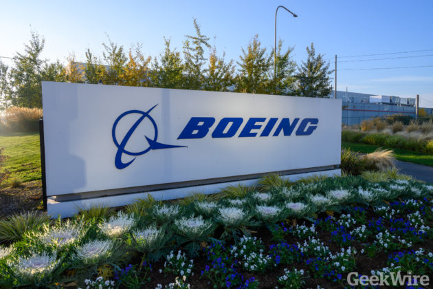 Boeing Ceo Says New Reality Calls For Voluntary Layoffs Geekwire