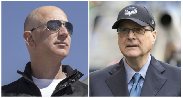 Dallas Cowboys Owner Would Carry Jeff Bezos Piggyback To Get Him