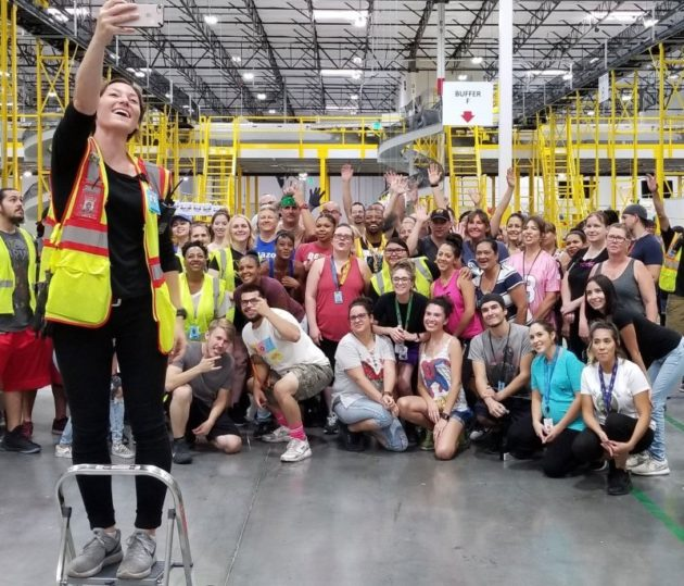 Amazon raises its minimum wage to $15/hour, vows to lead