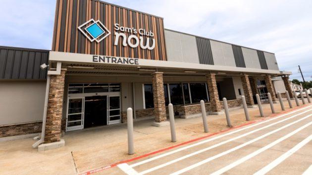 Walmart unveils Sam's Club Now, its answer to Amazon Go