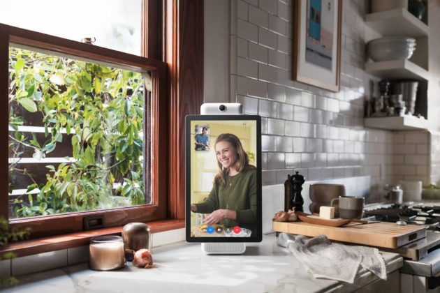 Facebook Launches A Camera For Your Home, What Could Possibly Go Wrong?