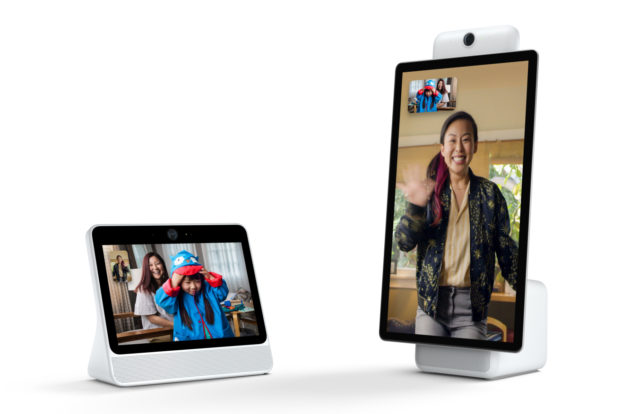Facebook could put a camera in your home with video calling Portal device
