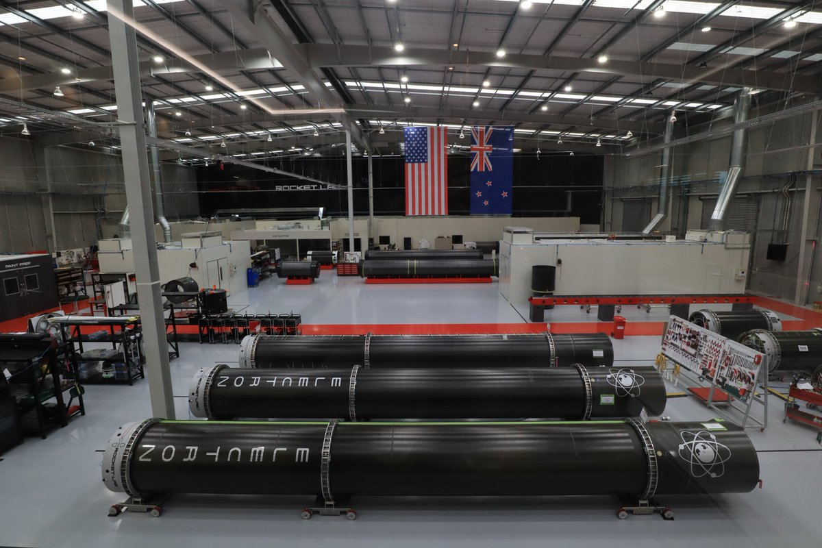 Rocket Lab reports $140M in fresh funding, cementing space unicorn status