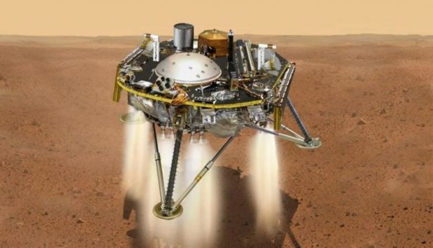 Mars InSight mission: What Nasa's trip to Red Planet aims to discover