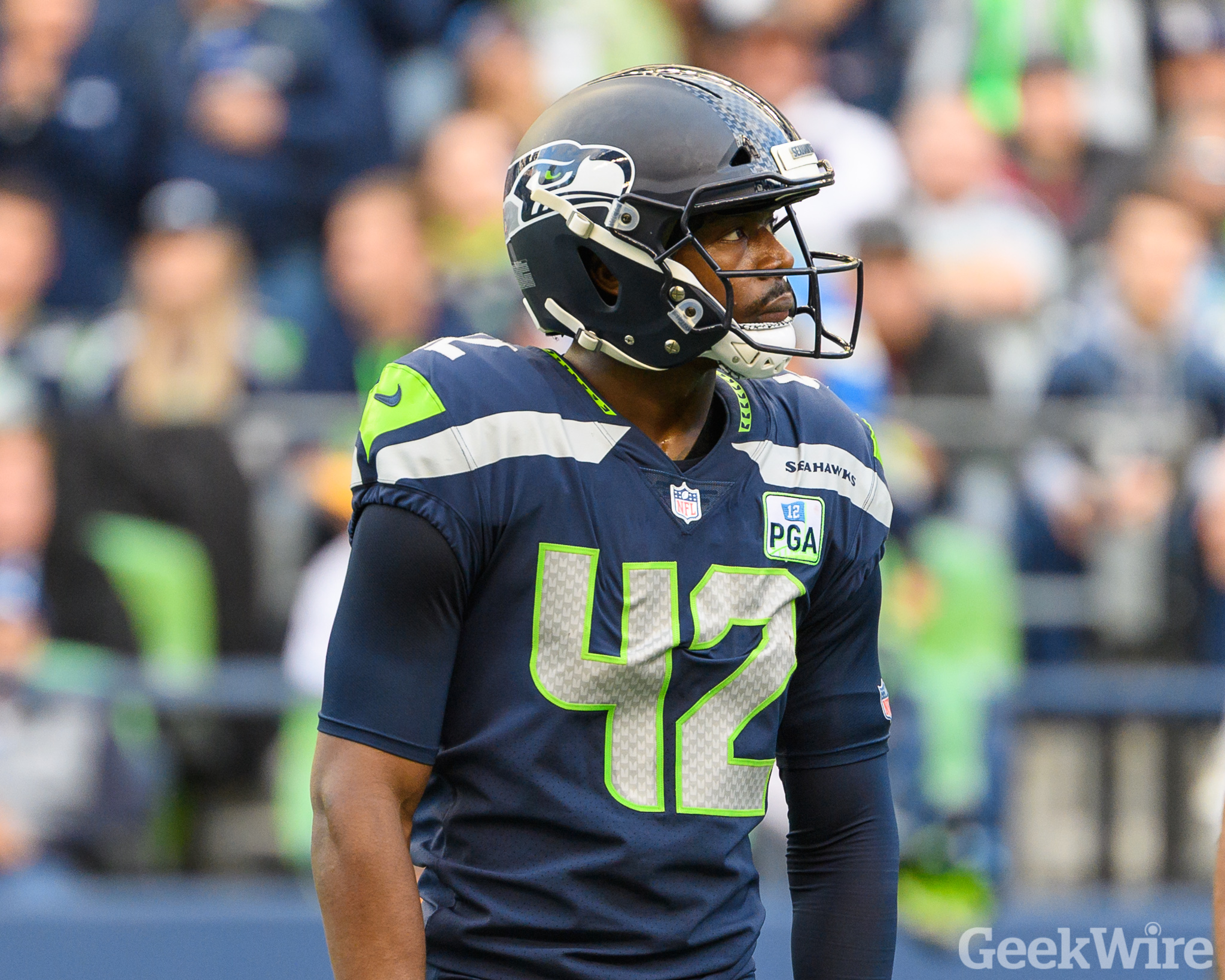 8d0235ceb66 NFL helmet safety rankings  Seattle startup Vicis tops list again with  high-tech head protector