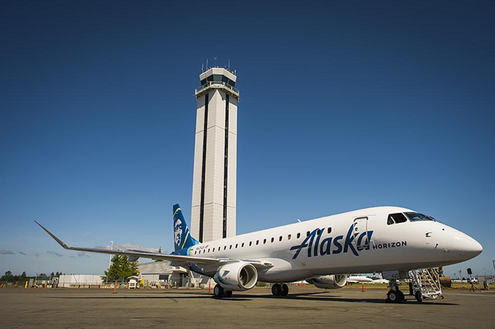 Alaska Airlines Begins Ticket Sales For 18 Daily Flights