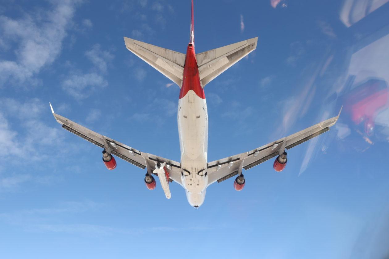 Virgin Orbit captive-carry flight
