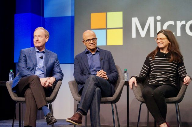 Where Microsoft draws the line on selling facial recognition tech to government agencies