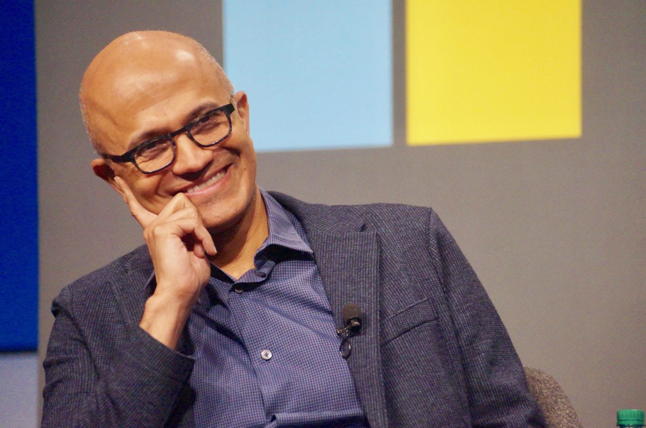 Microsoft hits $2 trillion market cap for first time ever