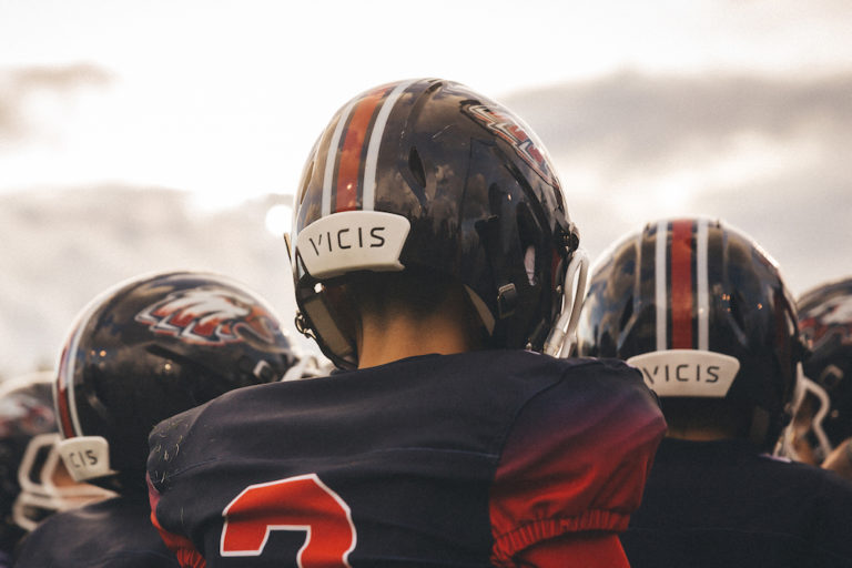 3ac056bc Vicis reveals price, more details about high-tech football helmet that  reduces brain trauma – GeekWire
