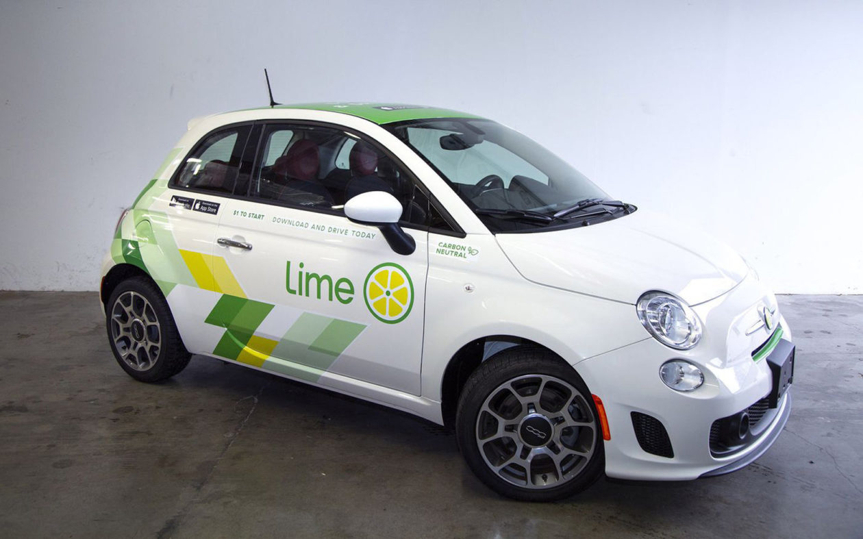 Lime plans to launch 1,500 'LimePod' cars in Seattle