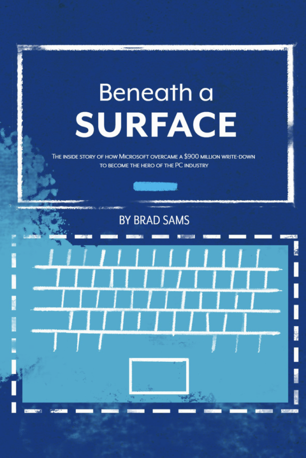 Microsoft Surface roadmap revealed in new book — including