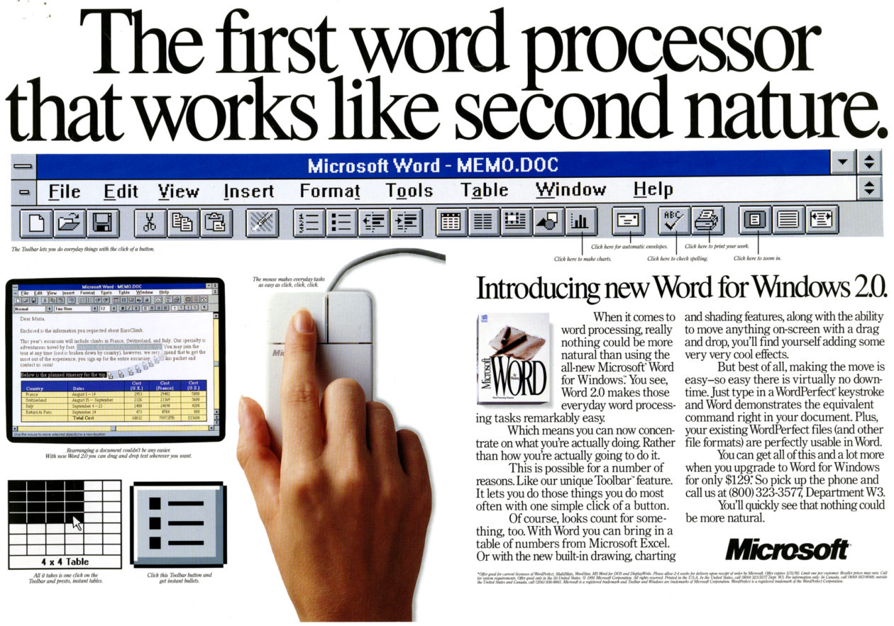 The new word processor wars: A fresh crop of productivity