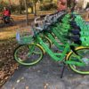 lime bikes