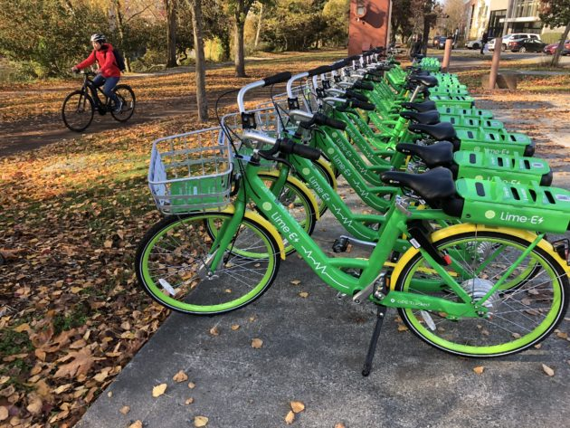 Google Maps now features Lime bike and scooter transit in 13 cities