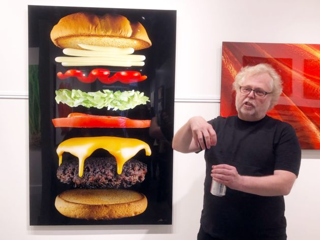 Hungry for art? Nathan Myhrvold's new Modernist Cuisine Gallery is a photographic feast