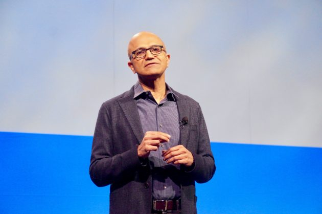 Microsoft's market cap briefly crosses $1 trillion following strong earnings report