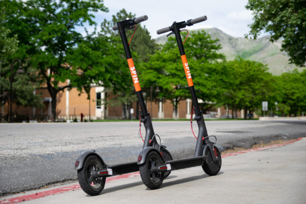 Ford buys electric scooter sharing company Spin