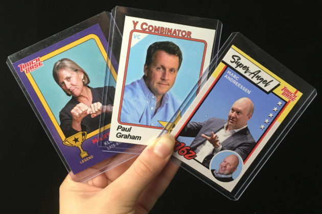 geekwire.com - Invest wisely: From angels to advisors, VC Trading Cards feature the heavy hitters of tech