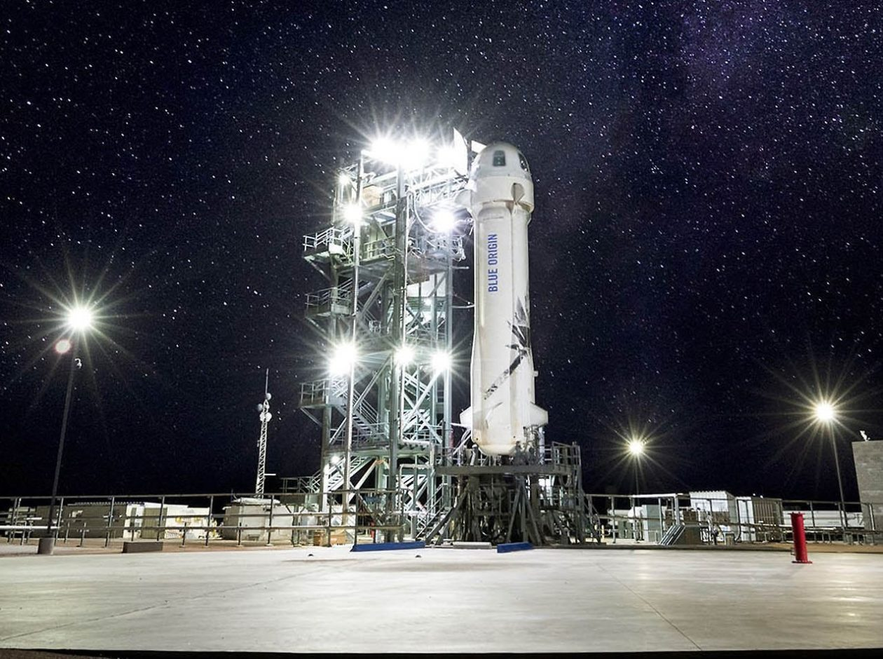 Blue Origin Says We Are Go For New Shepard Suborbital