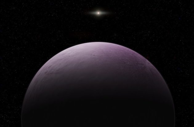 Astronomers Have Detected The Most Distant Solar System Object Ever Found