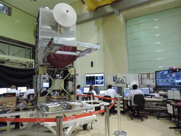 Amazonia-1 in lab