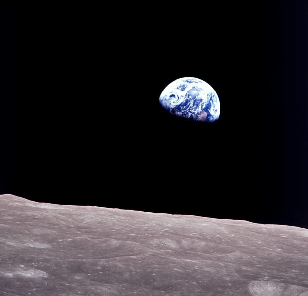 Winter Solstice, Apollo 8 Programs Set For Friday at Griffith Observatory