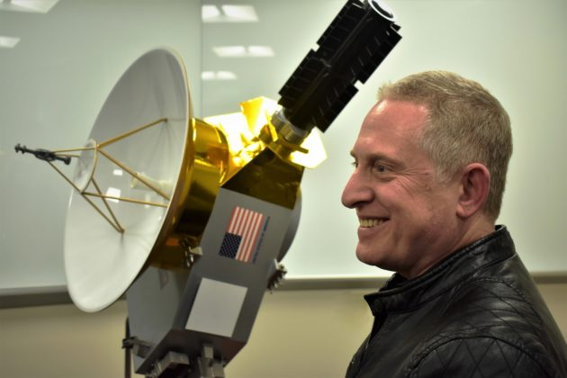 New Horizons probe sends first signal from Ultima Thule
