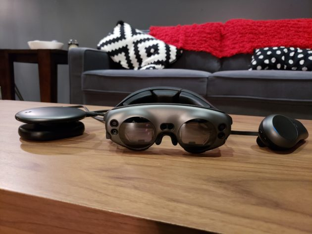 Hands-on with Magic Leap One Creator Edition headset and a peek inside its secretive Seattle outpost