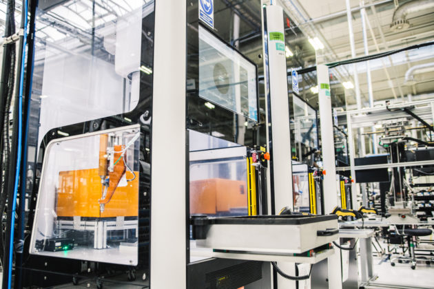 Robotics manufacturing firm Bright Machines expands to Seattle, hires senior Amazon engineering leader