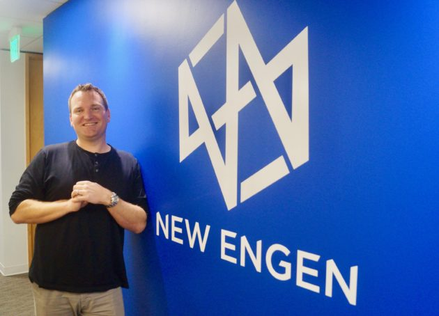 3da465cf3 Inside New Engen s new digs  Seattle marketing startup doubles office space  amidst rapid growth