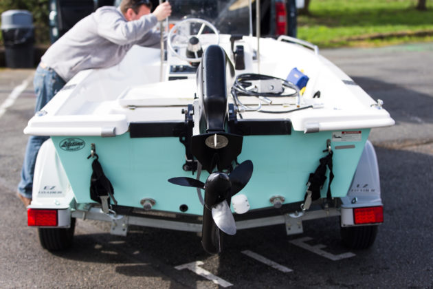 Seattle's Pure Watercraft set to deliver on electric