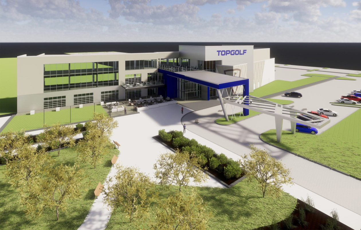 Topgolf To Seattle High Tech Sports Entertainment Company