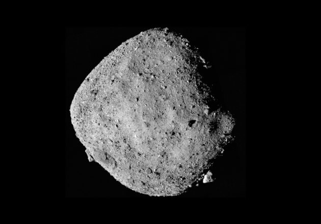 NASA spacecraft finds signs of water on Bennu asteroid
